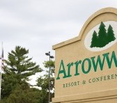 Arrowwood Okoboji Sign